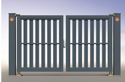 黔西悬浮折叠门定制