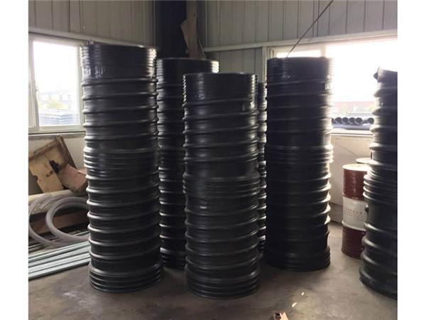 贵州扩口钢带增强波纹管