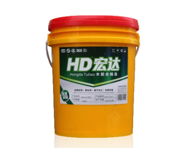 HD-02组装黄胶