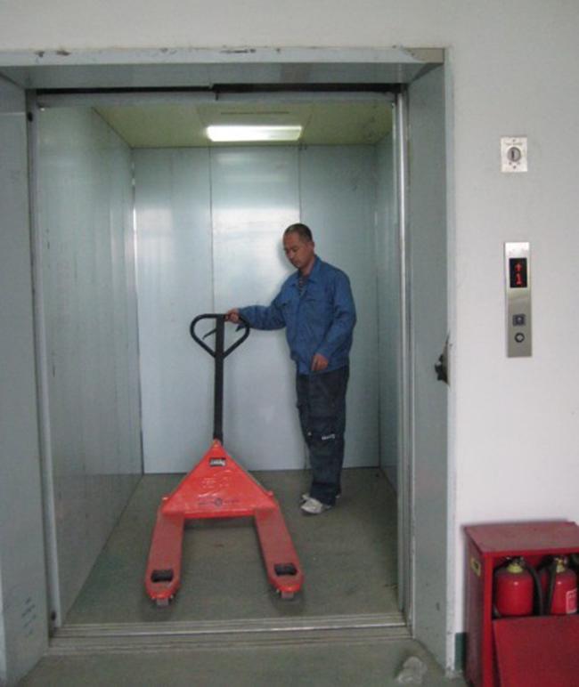 载货电梯安装