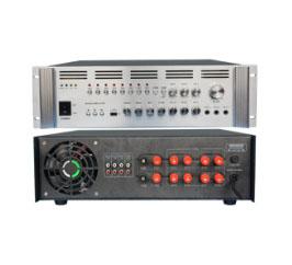 1100W-2000W带前级定压功放