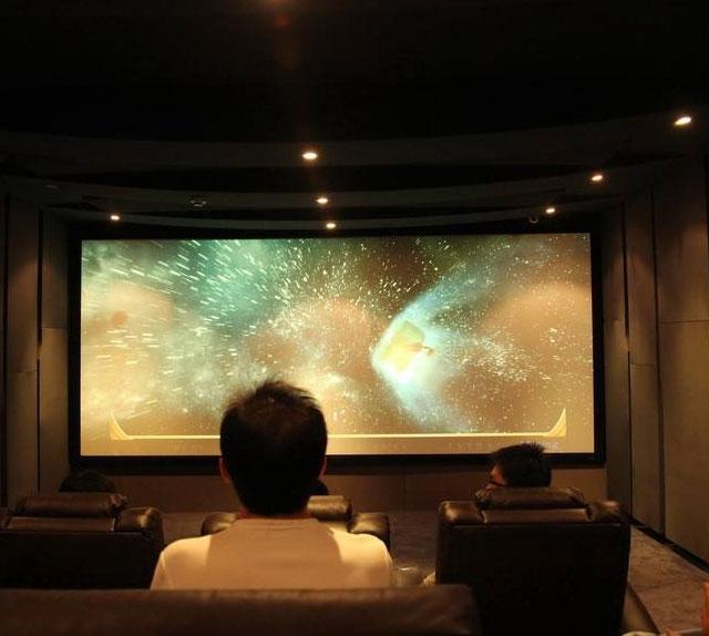 重庆影院投影