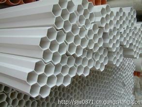 贵州PVC七孔梅花管