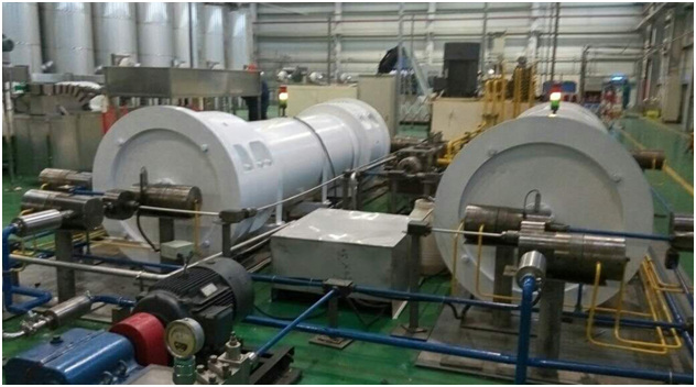 M3系列流体封闭式超高压设备