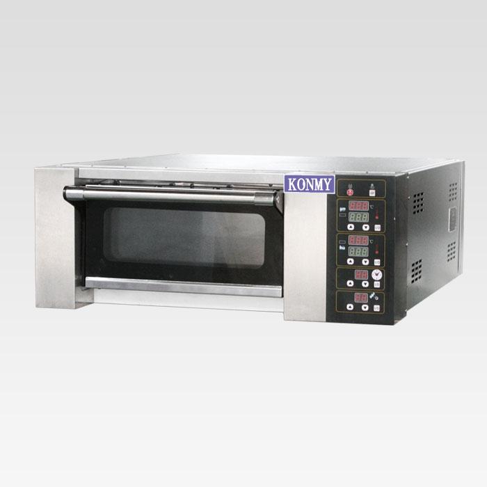 单层单盘电烤炉