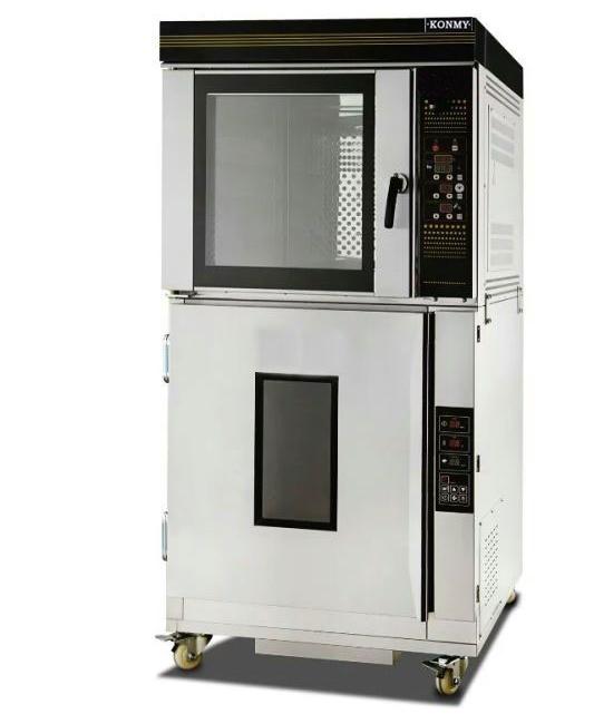 电热风炉+醒发箱
