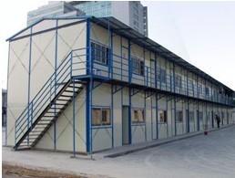 聚苯乙烯10博体育彩钢板房