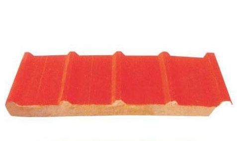 聚氨酯为芯材复合板