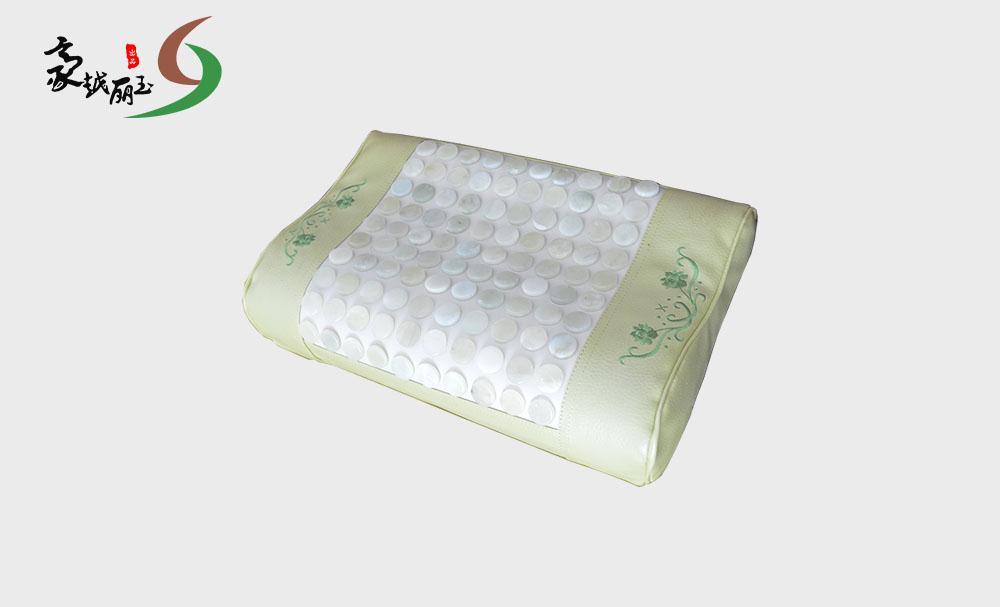 天然玉石枕
