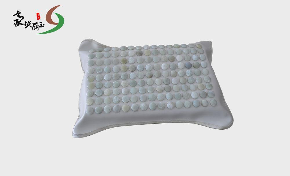 玉石按摩枕