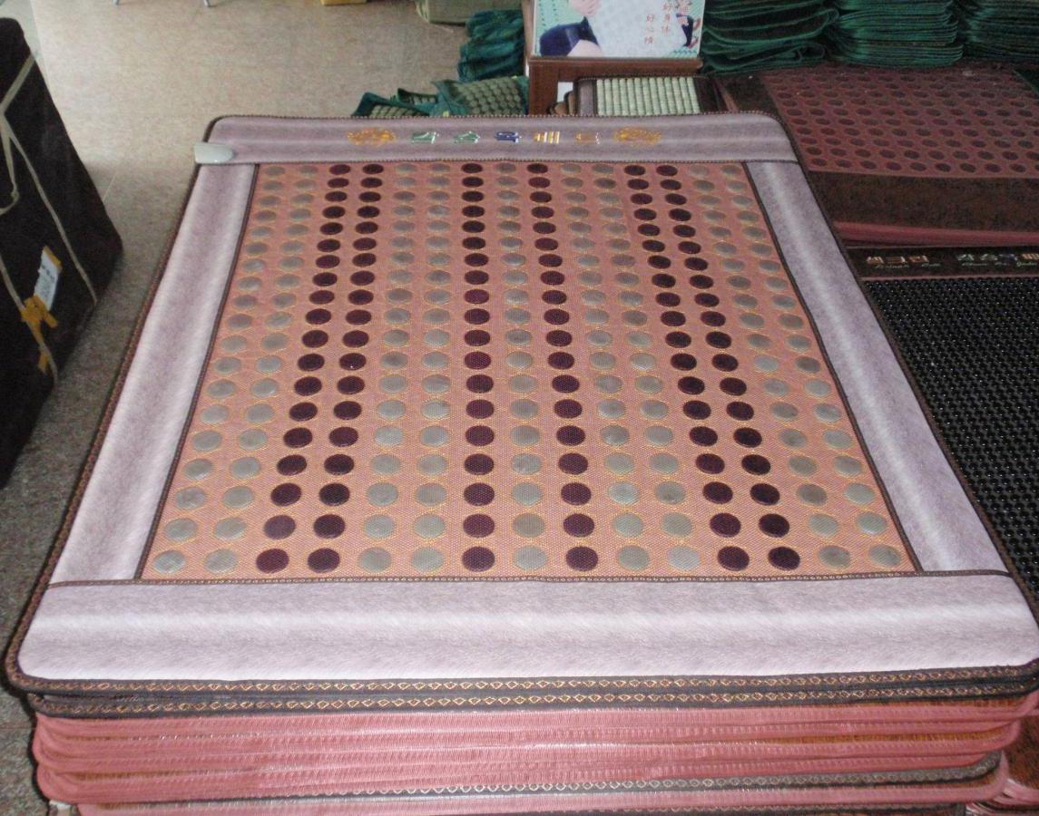 红外线砭石床垫