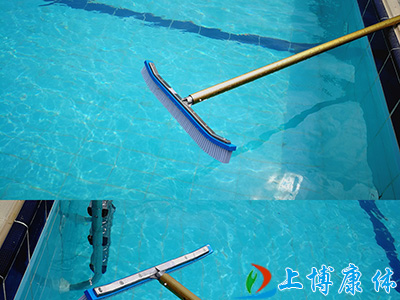 游泳池池刷