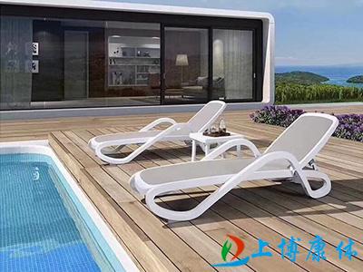 游泳池休闲椅