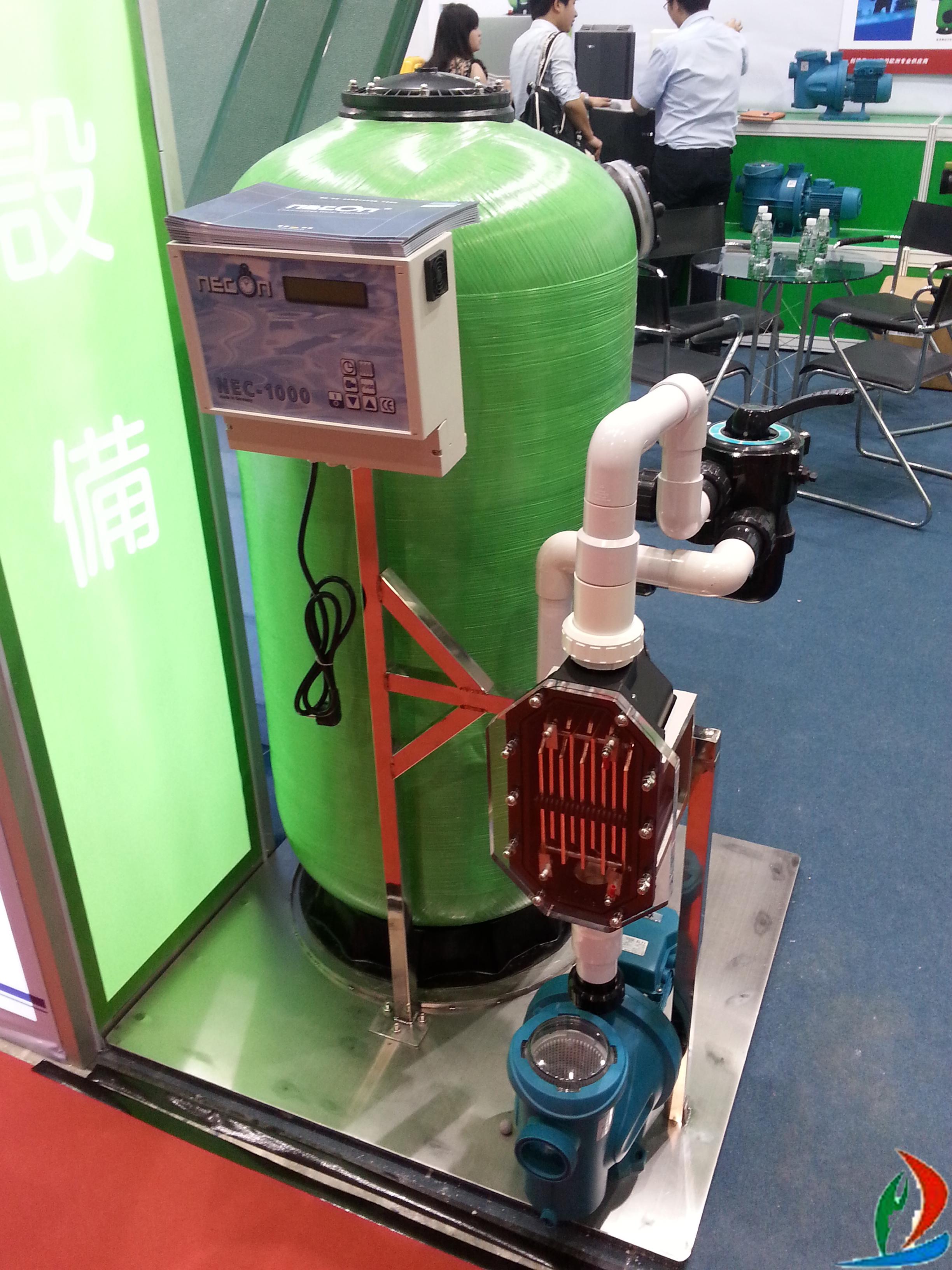 铜离子处理器