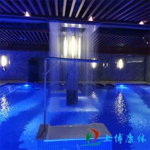 恒温泳池水疗工程