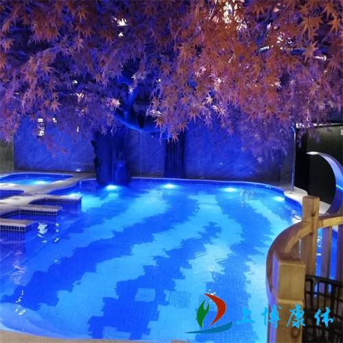 室内恒温泳池工程