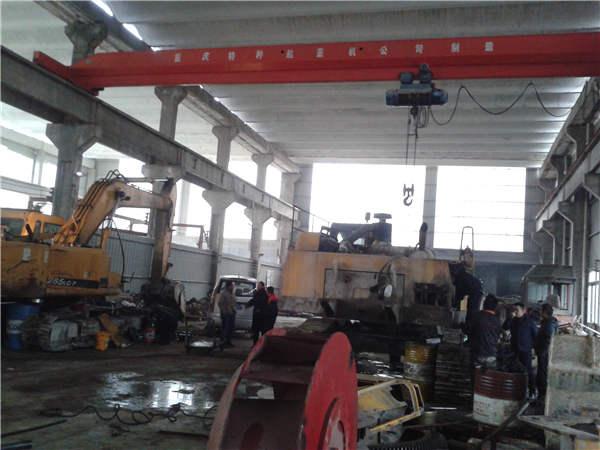 四川挖机维修厂家价格