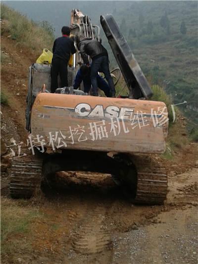 卡特挖掘机维修厂家