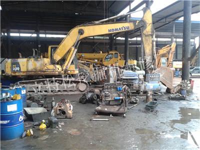 重庆现代挖掘机维修服务