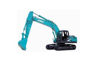 神钢SK210LC-10挖掘机整车动作慢是什么原因
