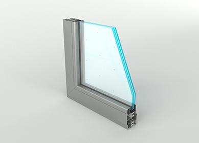 隔音系列真空玻璃
