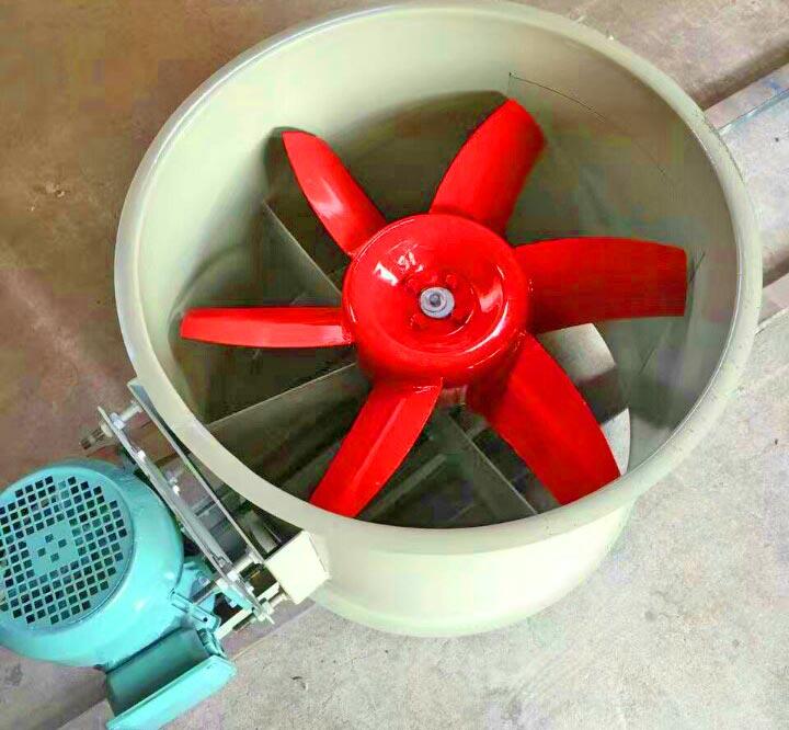 汽车喷烤漆房风机厂家