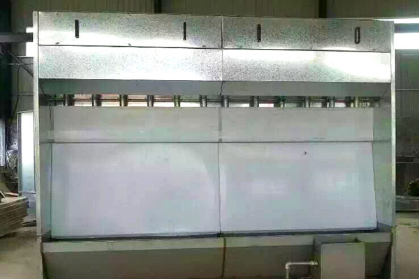南宁JN-4  型系列无泵水幕喷漆室