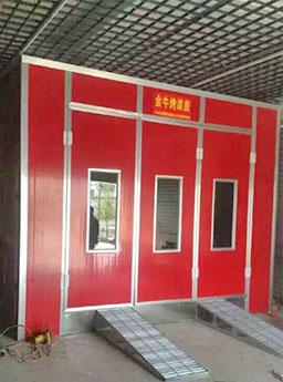 南宁红外汽车喷烤漆房厂家