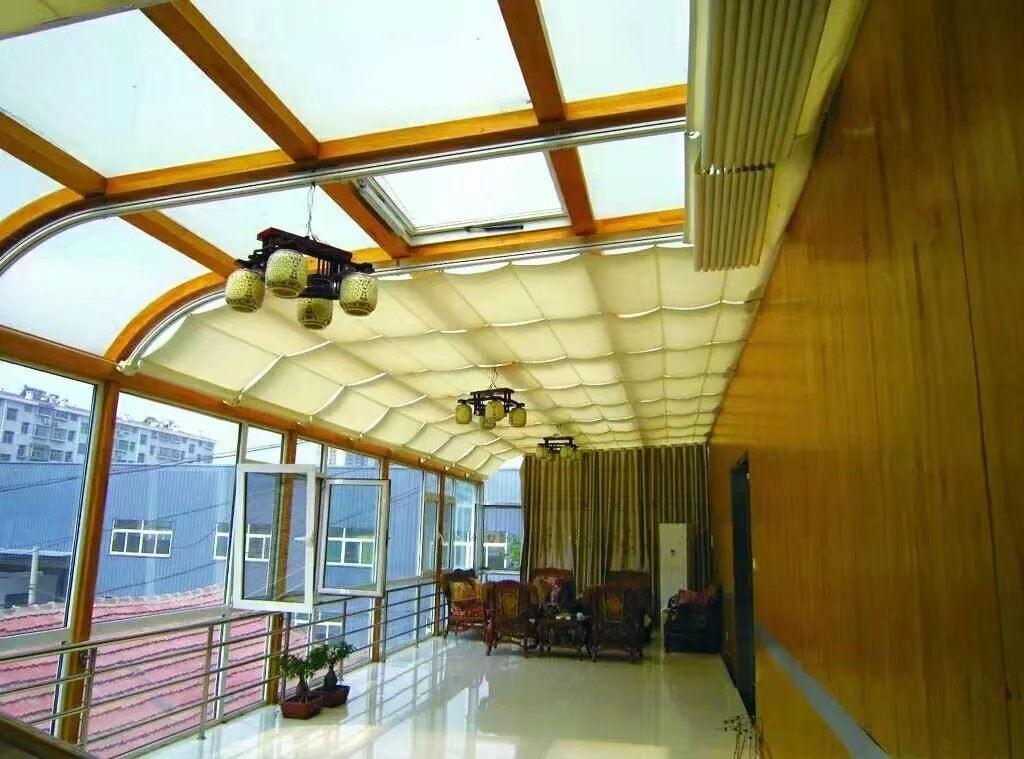 铝木复合阳光房