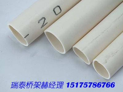 pvc线管规格