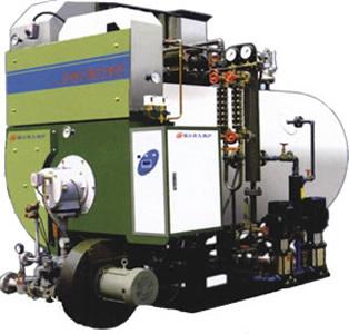 冷凝式燃气蒸汽锅炉