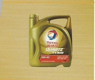 道达尔全合成高性能汽机油