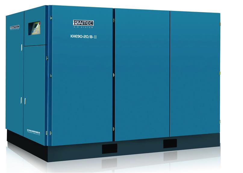 KAITEC两级压缩系列螺杆空气压缩机