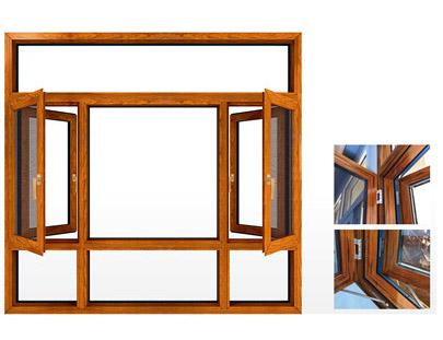贵州窗纱一体门窗风格