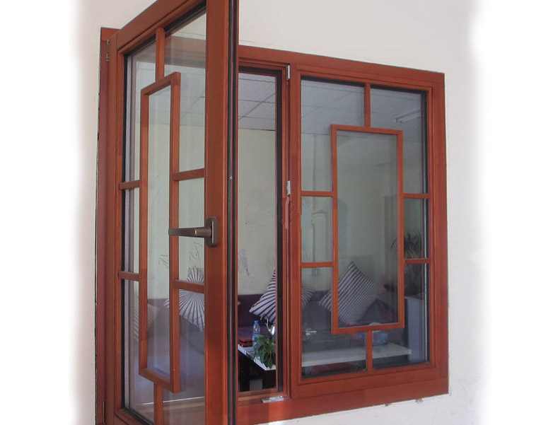 兴义美式铝包木门窗