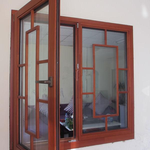 美式铝包木门窗