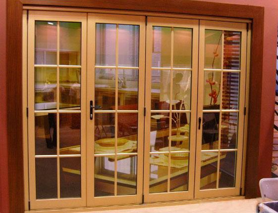 兴义中式铝包木门窗