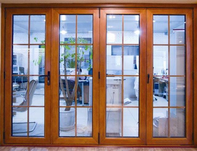 德式铝包木门窗