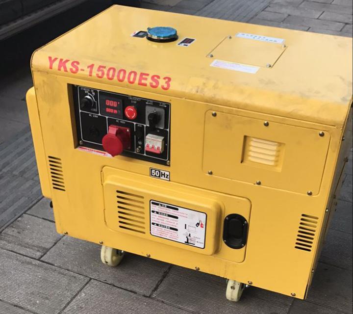 襄阳柴油静音发电机组