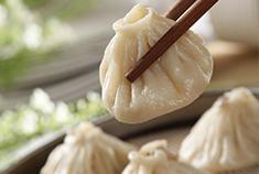 莲藕猪肉灌汤包