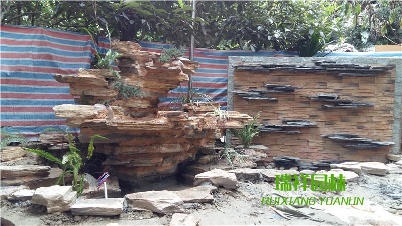 成都绣石大型假山