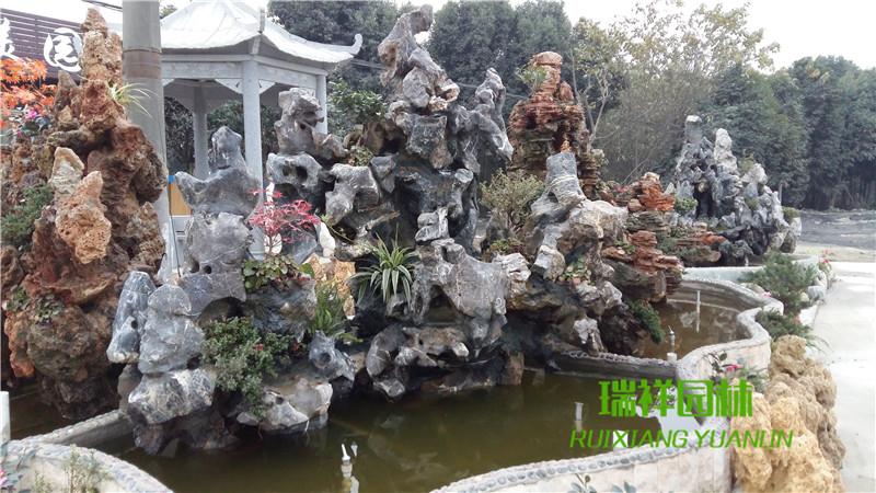 成都太湖石假山厂家