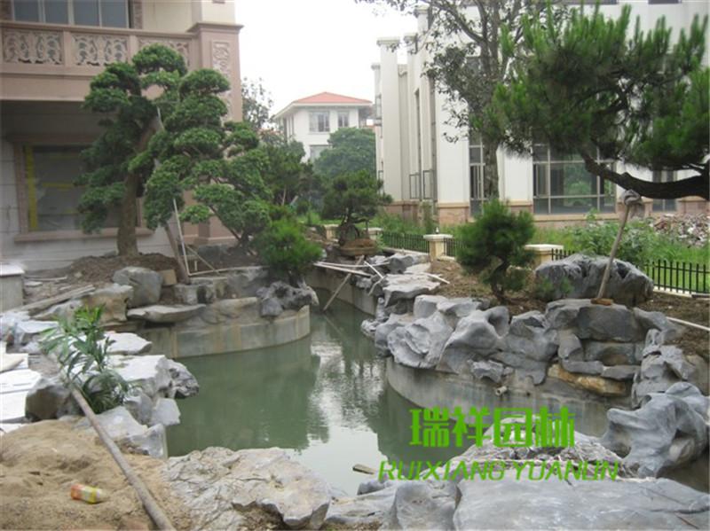 成都太湖石小型假山