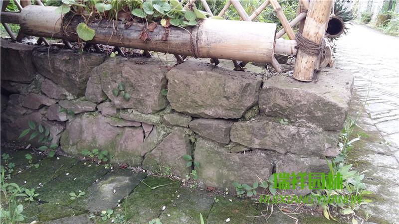 成都景墙石设计