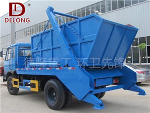 大型垃圾压缩集装箱