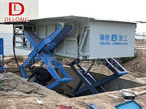 安徽地埋式垃圾压缩站