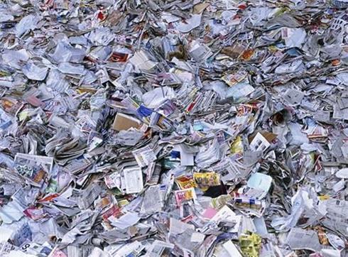 回收废纸价格
