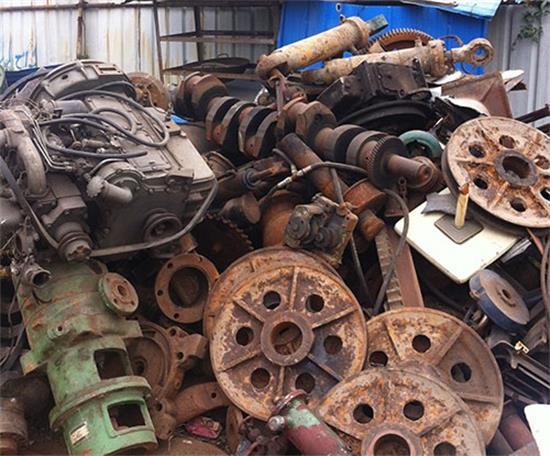 物资回收厂家