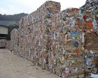 废纸回收厂家