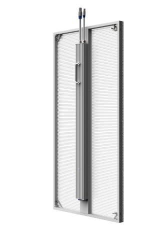 P3.91LED透明屏
